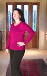 Merino Wool Knit Tops
